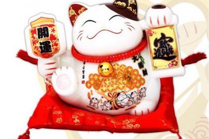 Ý Nghĩa Mèo Thần Tài Nhật Bản