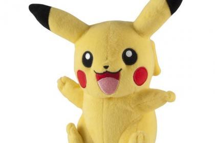 Thú Bông Pikachu