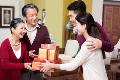 Tặng quà gì cho người lớn tuổi ?