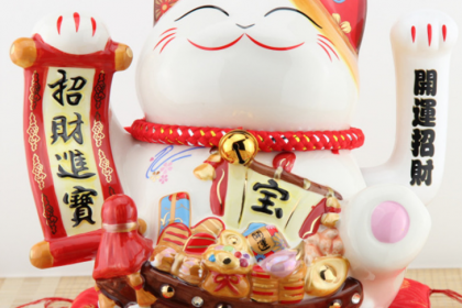 Maneki Neko – Chú Mèo Thần Tài Đến Từ Nhật Bản