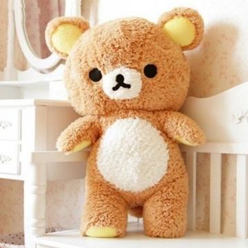 Gấu nhồi bông Rilakkuma mẫu mới