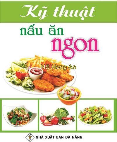Sách dạy nấu ăn