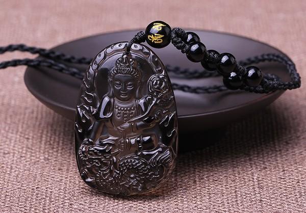 Dây chuyền mặt Phật phong thủy