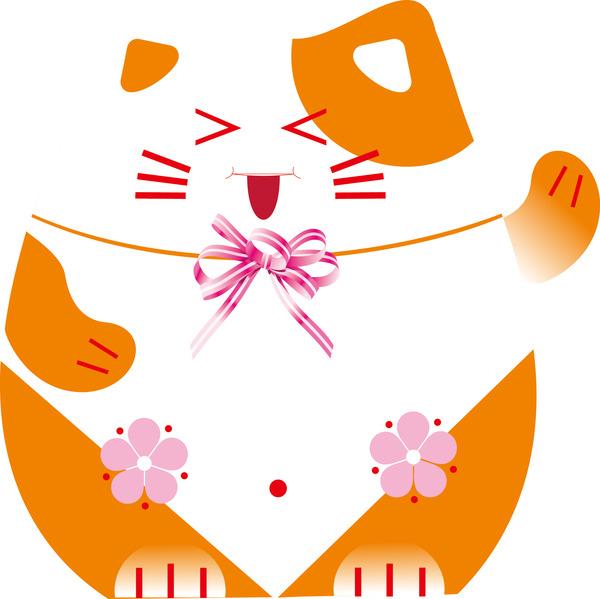 Hình ảnh chủ mèo ôm một chú cá Koi với ý nghĩa về đường tài lộc và vận khí tốt
