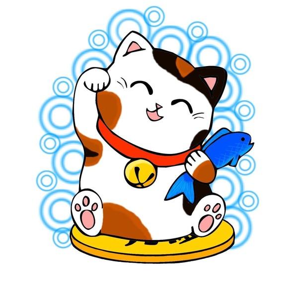 Mèo tam thể mang đến sự may mắn và hạnh phúc cho chủ nhân