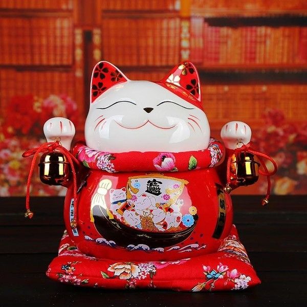 50 hình mèo thần tài wallpaper tuyển chọn dùng để làm ảnh nền
