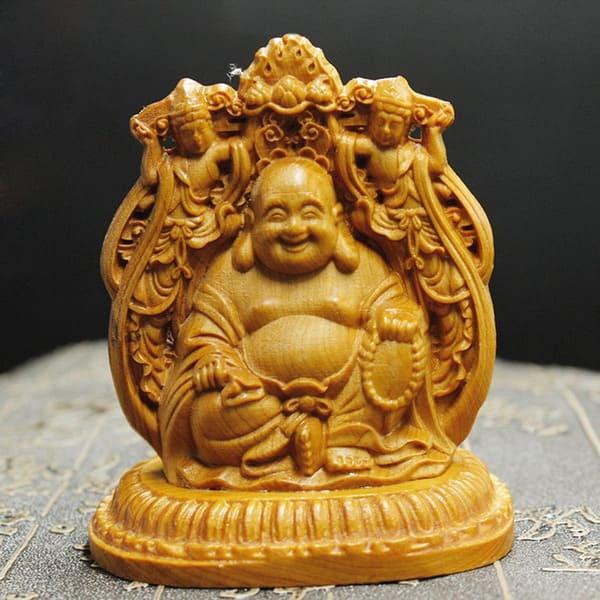 Phật Di Lặc mang tiếng cười đến mọi nhà