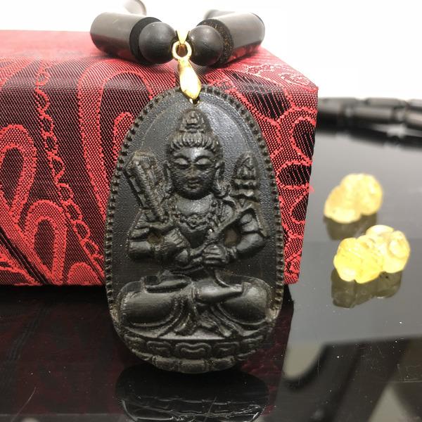 Tượng Phật bản mệnh xua đuổi tà ma, sát khí