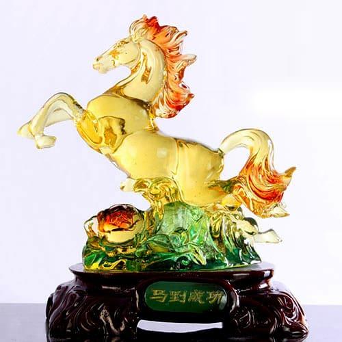 Tượng Tuấn Mã là tượng hình con ngựa