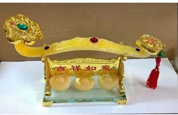 Chiếc Vương Trượng biểu tượng cho quyền uy