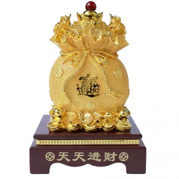 Túi Tiền Vàng H30044