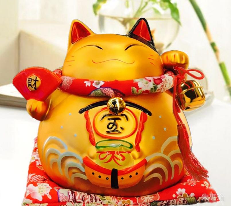 Mèo tay sứ H50020