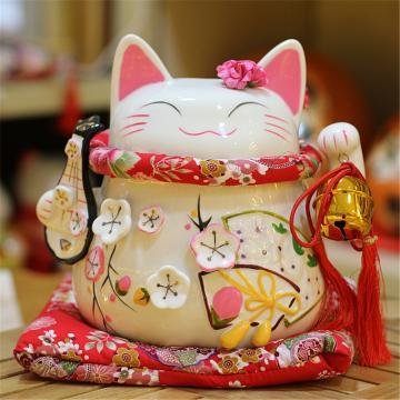 Mèo tay sứ H50039