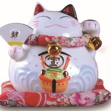Mèo tay sứ H50019