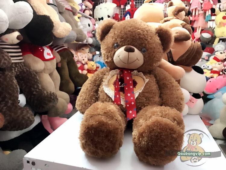 Gấu ngực tim GB788