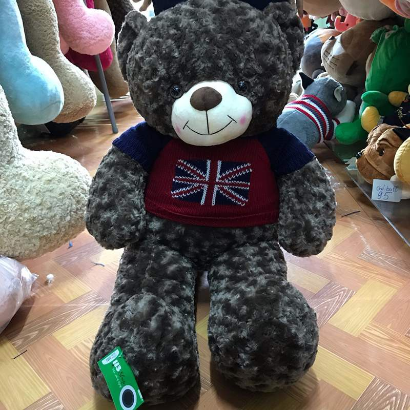 Teddy cờ anh GB139