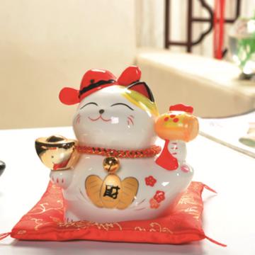 Mèo tay sứ H50003