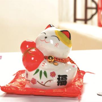 Mèo tay sứ H50001