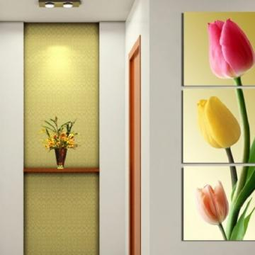 Tranh hoa tulip HL0180