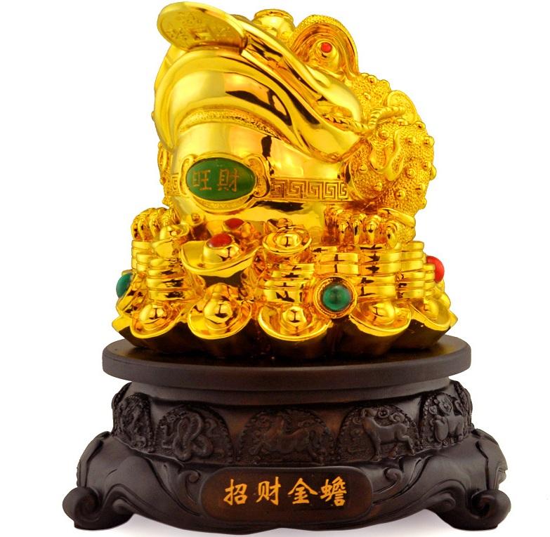 Cóc Phong Thủy H40020