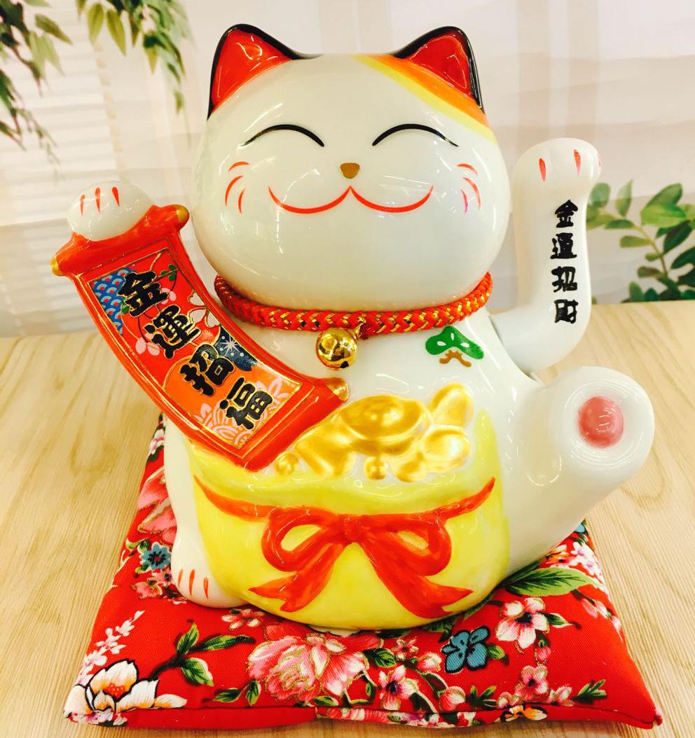 Mèo tay vẫy H50136