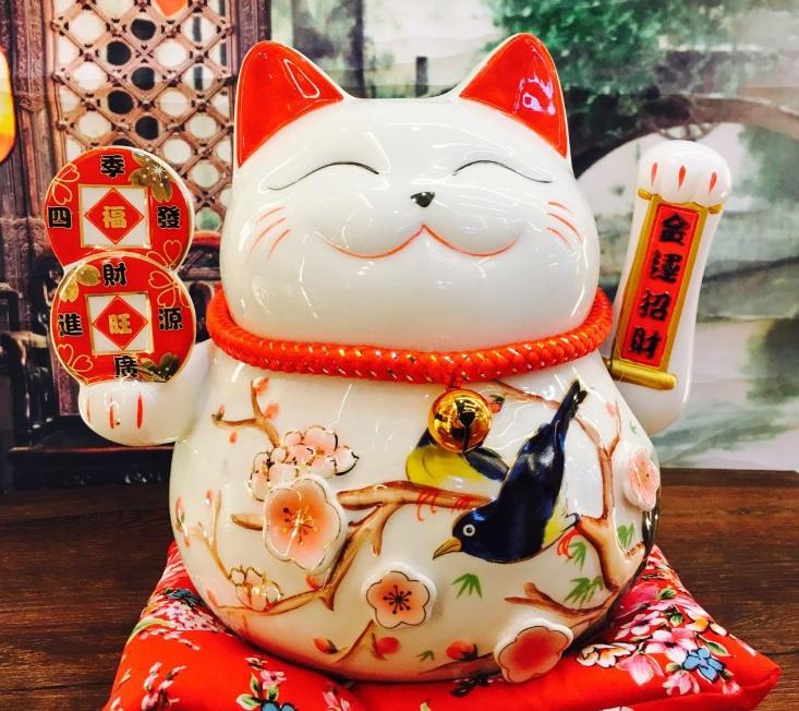 Mèo Tay Vẫy H50077