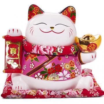 Mèo tay sứ H50083