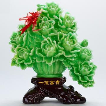 Cây Tài Lộc Xanh H70029