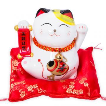 Mèo tay sứ H50006