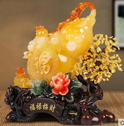 Kim Tiền Hồ Lô 25cm H30115