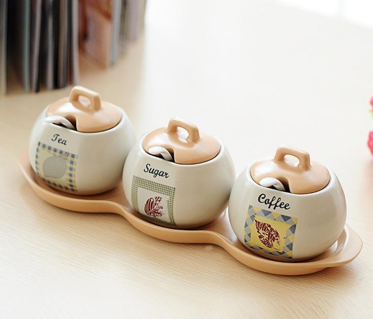 Đựng gia vị Tea Sugar VT23