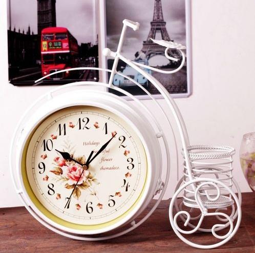 Đồng hồ xe đạp chở hoa VT38