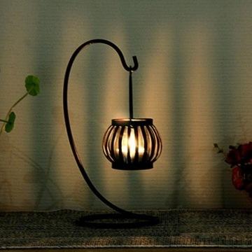 Khay nến đèn lồng đơn VT65