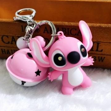 Móc khóa chó Stitch MK134