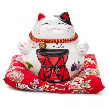 Mèo Thần Tài 13cm H50012