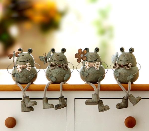 Bộ 4 ếch ngồi VT134