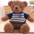 Teddy áo sọc xanh trắng GB351