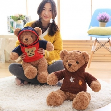 Teddy áo quàng đầu GB355
