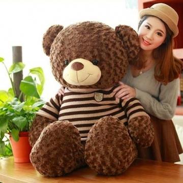 Teddy áo len Cafe GB089