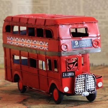 Mô hình xe bus 2 tầng VT170
