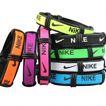Vòng đeo tay da Nike LN10
