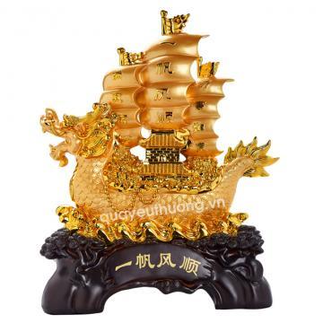Thuyền Rồng Vàng H40095