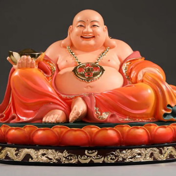 Phật Di Lặc ML002 26cm