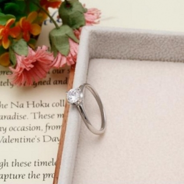 Nhẫn bạc nữ RS03564