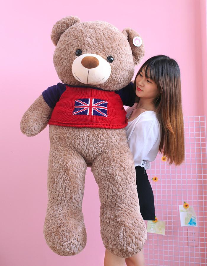 Teddy cờ anh GB140
