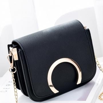 Túi xách nữ màu đen TX2546