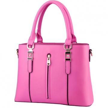 Túi xách nữ màu hồng TX3822