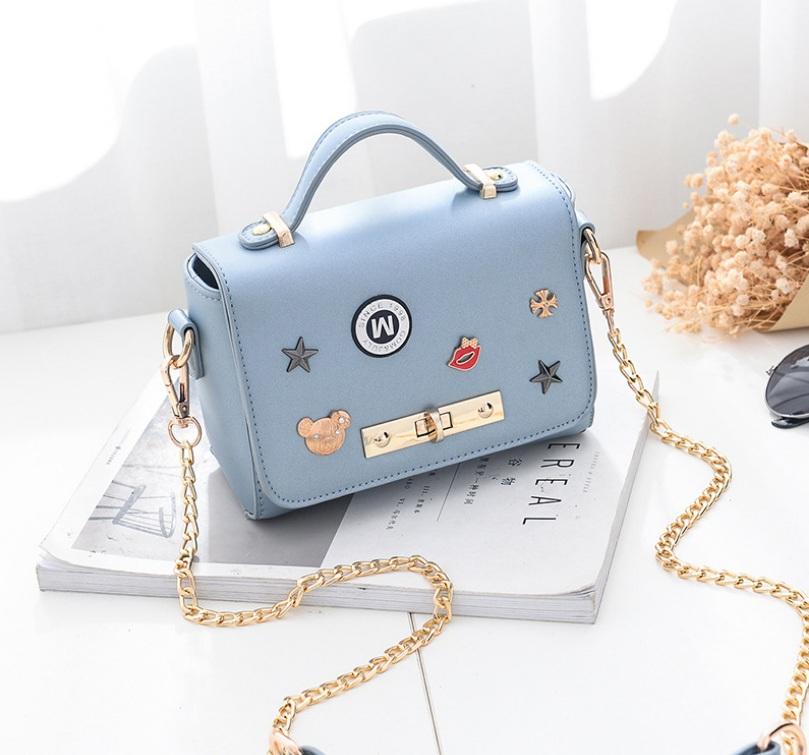 Túi xách nữ xanh lam TX3317