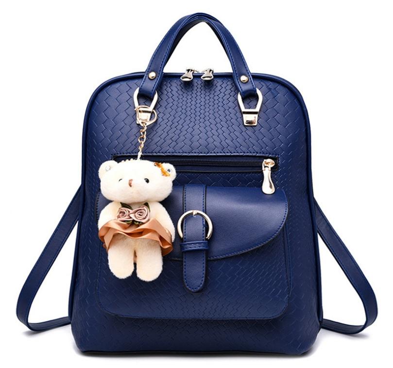 Balo dây đeo nữ màu xanh TX3711