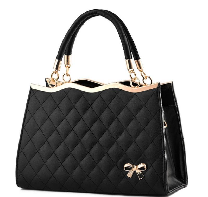 Túi xách nữ màu đen TX3033